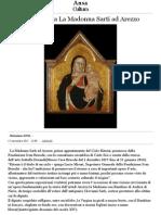 Torna a Casa La Madonna Sarti Ad Arezzo