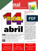 EL ARENAL - abril 2010