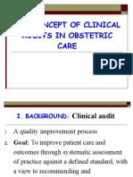 Perinatal Audit