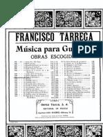 Francisco Tarrega - Schumann Fuga