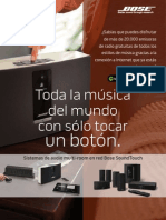 Catalogo Soundtouch Bose