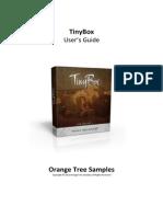 TinyBox - User's Guide