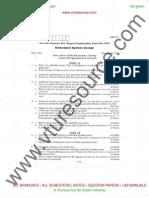 vtu question paper