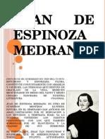 Juan de Espinoza