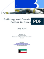Building and Construction Sector in Kuwait - 2014