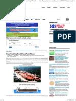 Belajar Menghitung Minyak Di Kapal Tanker Raksasa _ Kapal Pelaut Surveyor