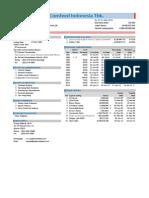 JAPFA financial performance