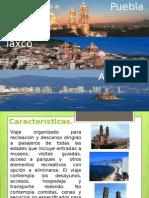 El Paquete de Puebla, Taxco y Acapulco