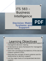 [2] Decision Making, Systems and Support