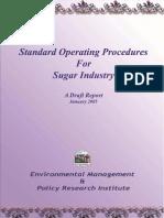 SOP Sugar Industries EMPRI 2005 01