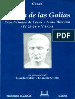 LATÍN - L.T. - Expediciones de César