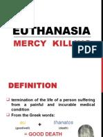 Euthanasia & Murder