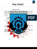 Staf Essay Singkat