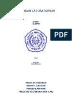 Buku Pengetahuan Laboratorium Biologi