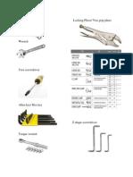 English Tool Mechanical