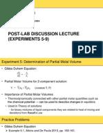Chem 116 Postlab