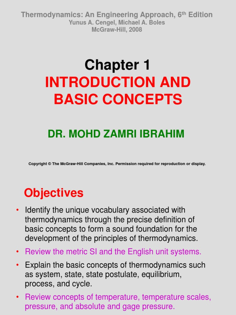 thermodynamics tkj3302 lecture notes 1 introduction and basic concepts thermodynamic equilibrium temperature