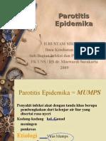 4 Mumps (Parotitis)