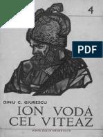 Ion Voda Cel Viteaz