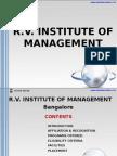 R.V. Institute of Management Bangalore|MBA in Bangalore