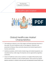 Global Healthcare Market