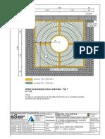 D.S. 8 - 08 Detaliu Gratar Arbore Tip 1 - 2x2 M_35