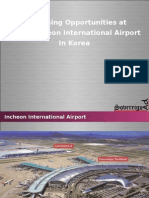 Seoul Incheon ICN airport media and advertising agency services