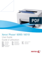 phaser 600 User Guide It