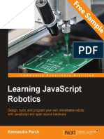 Learning JavaScript Robotics - Sample Chapter