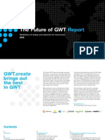 Future of GWT Report 2015