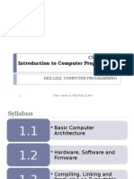 CHAPTER 1-Introduction to Computer Programming