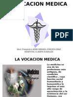 LA VOCACION MEDICA.ppt