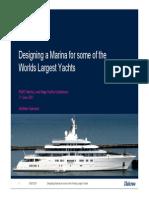 Yatch Marina Design 1