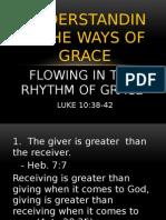 5-12-2014 Understanding the Ways of Grace
