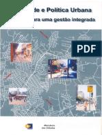 Mobilidade e Politica Urbana
