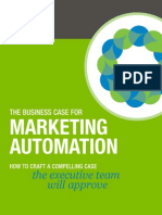 The Business Case for Marketing Automation an Act on eBook