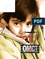 Anne-Léonore Boffi, Eric Sottas Report on the Implementation of the Convention on the Rights of the Child by Italy