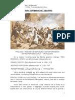 HISTORIA CONTEMPORANEA DE ESPAÑA.docx