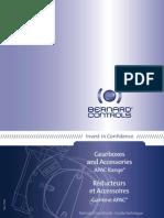 Bernard Damper Gearbox Info.