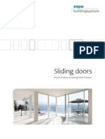 Types of Sliding Doors