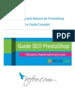 Refeo Guide SEO Prestashop