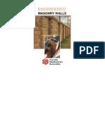 Engineered Masonry Walls
