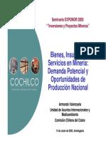 COCHILCO Seminario_exponor_a-Valenzuela CHILE