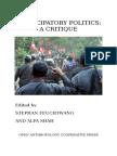 Emancipatory Politics Edited by Feuchtwang and Shah