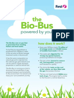 The Bio Bus explained