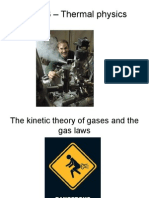 Gas Laws and Ideal Gases 1