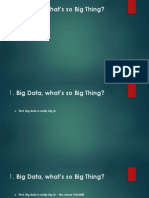 Big Data Theory and Case Study