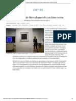 El 'Cuadrado Negro' de Malevich Escondía Un Chiste Racista