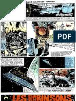Les Robinsons de La Terre 02 - L'Enfer Bleu