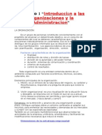 Capitulo 1 Administracion de empresas